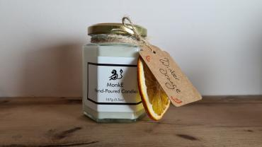 Winter Orange by MonkE Candles
